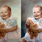 Hancock Photo Restoration Before & After Pleasant Grove Utah 84062 019