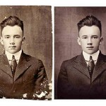 Hancock Photo Restoration Before & After Pleasant Grove Utah 84062 020