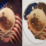 Hancock Photo Restoration Before & After Pleasant Grove Utah 84062 033